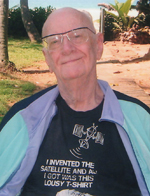 Photo of Sir Arthur C. Clarke